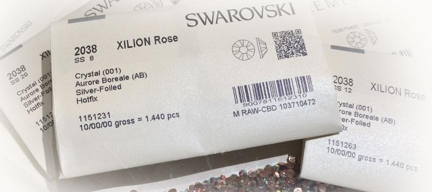 Originele Swarovski Fabrieksverpakking
